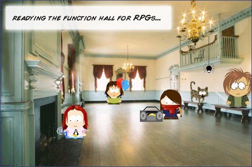 Functionhall