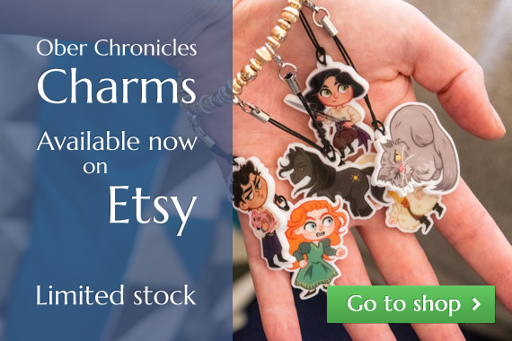 Buy Obernewtyn Chronicles charms on Etsy