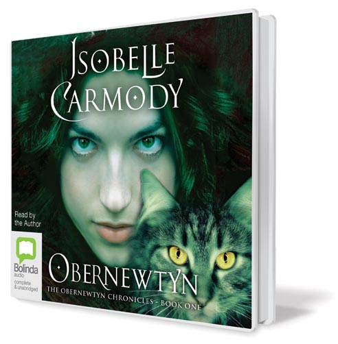 Obernewtyn Chronicles audiobook