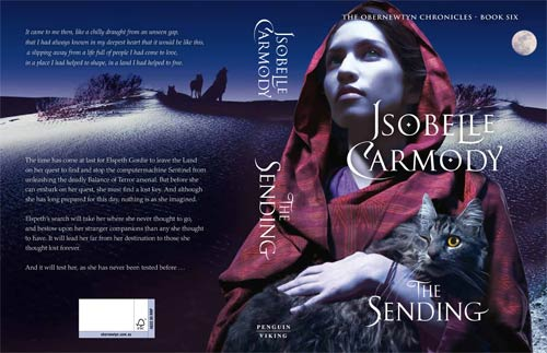 The Sending with Blurb