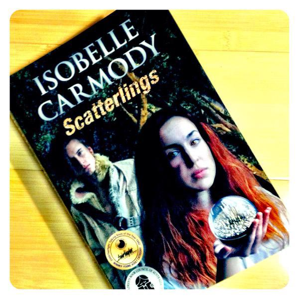 Isobelle Carmody launches Scatterlings, June 19 2015