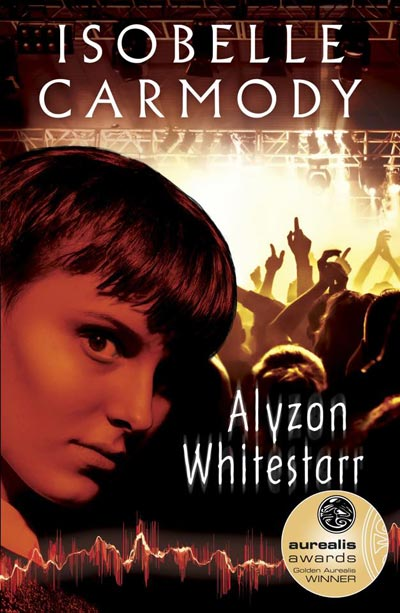 Isobelle Carmody book Alyzon Whitestarr back in print in April 2016