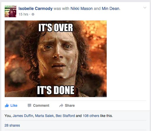 Isobelle Carmody finishes The Red Queen, final Obernewtyn book